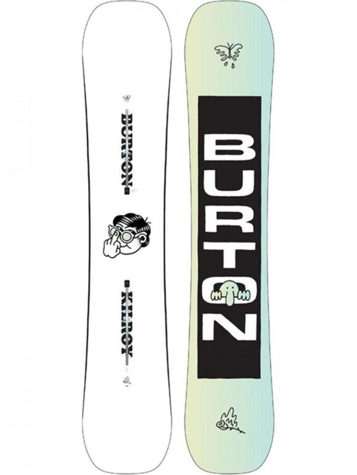 Burton Kilroy Twin Camber Snowboard