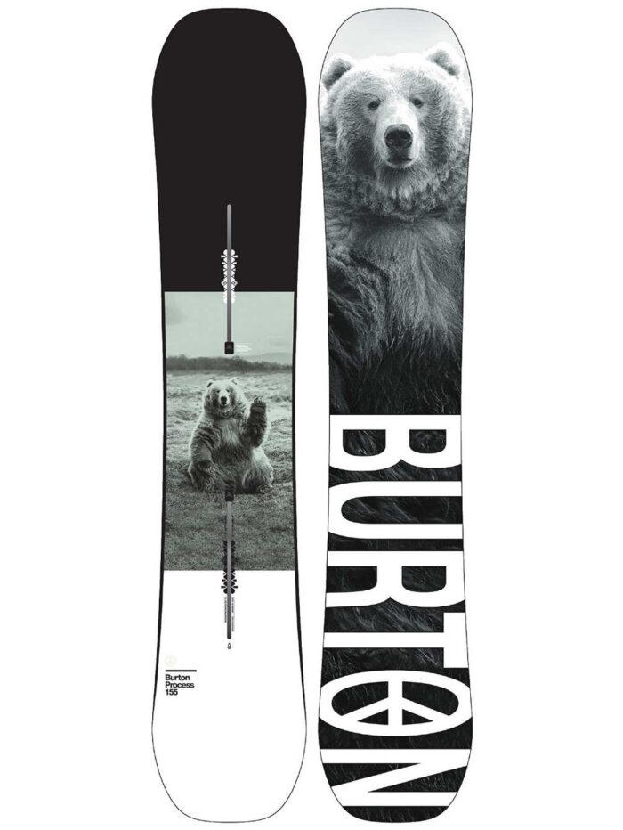 Burton Process Camber Snowboard